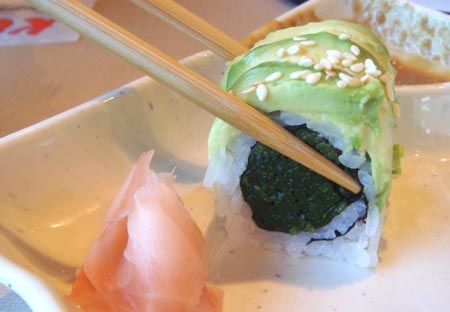 Koganei's Jade Green roll
